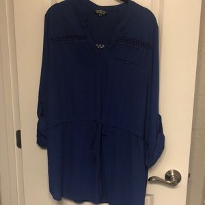 Papermoon tunic top XL